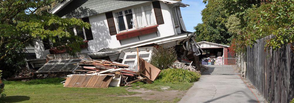 earthquake insurance Gastonia NC